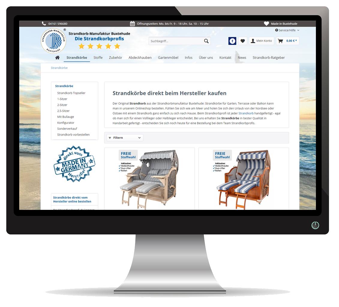 Beach Chair Shop